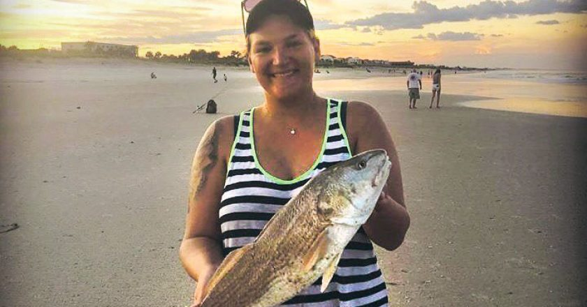 Gracey Smith is Not Your Average Lady Angler