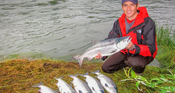 DIY Sockeye at Alaska's Kenai River