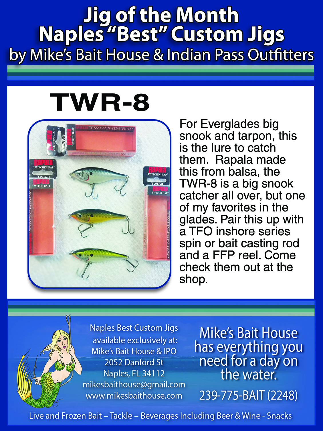 Naples Fishing Outdoors Coastal Angler Magazine Naples Edition