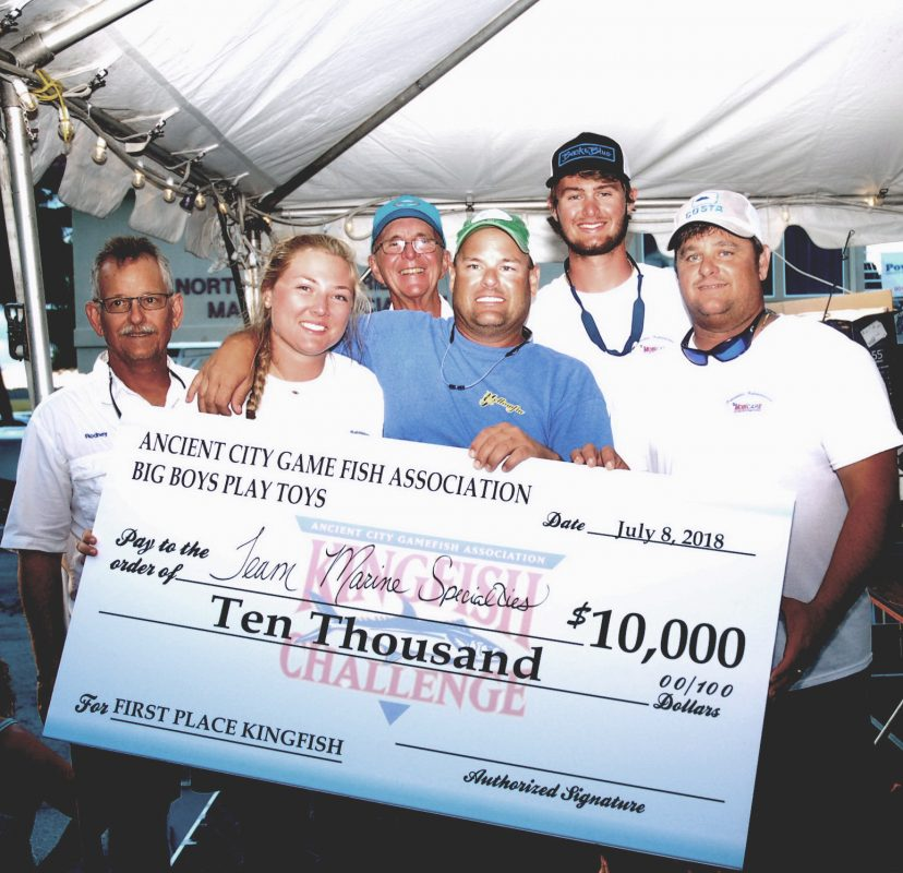 Are You Up For The Challenge Coastal Angler Amp The