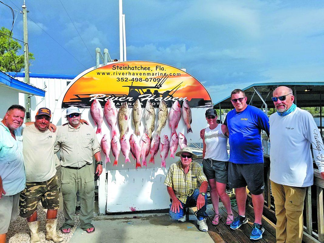 Steinhatchee Coastal Angler Amp The Angler Magazine