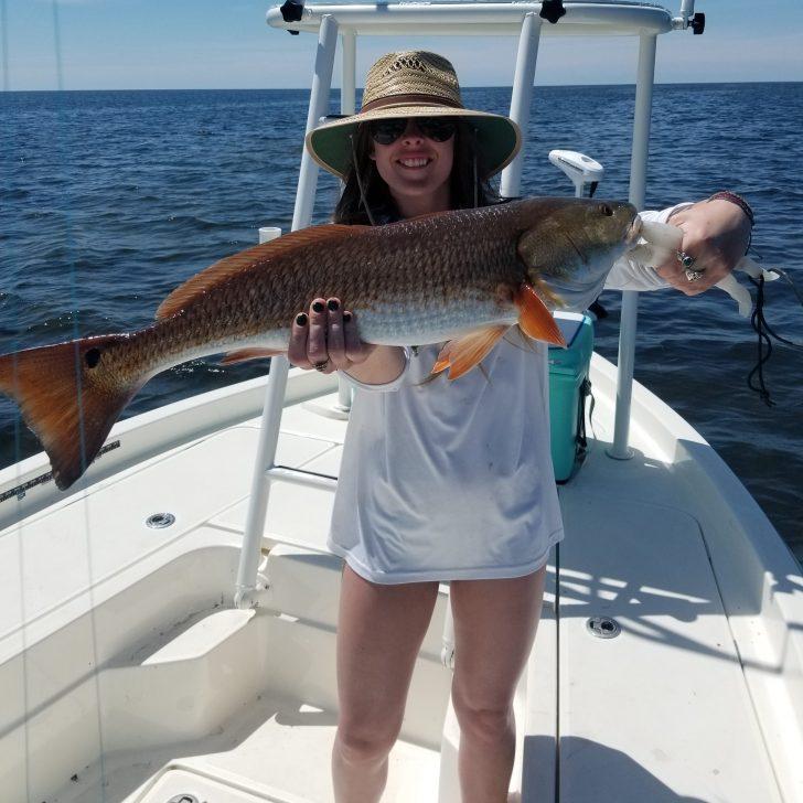 panacea fishing