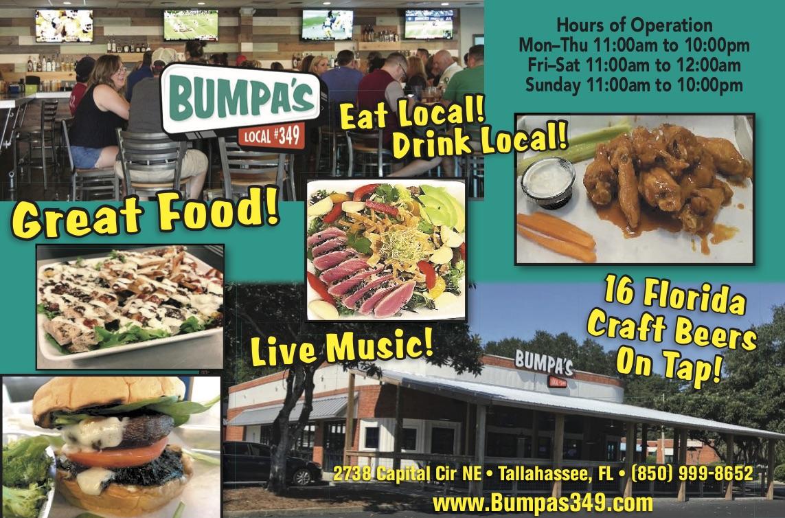Tallahassee's Bumpas