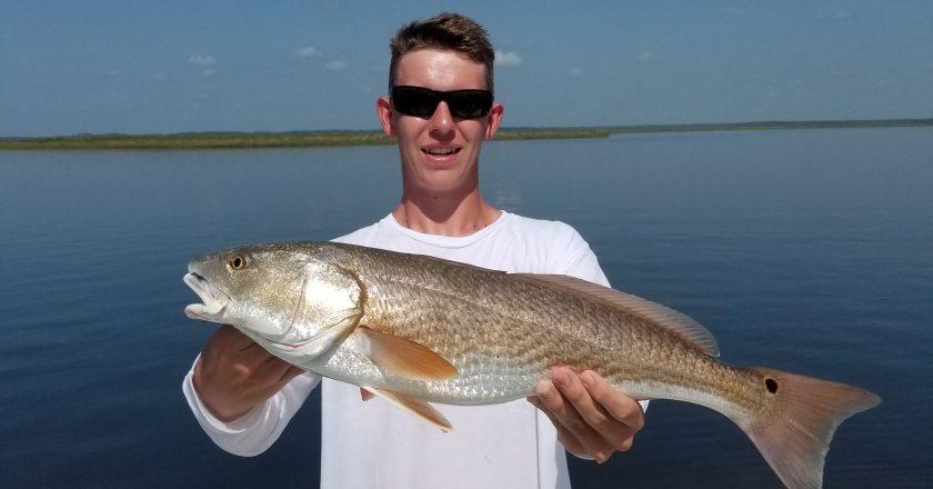 Big Bend Redfish