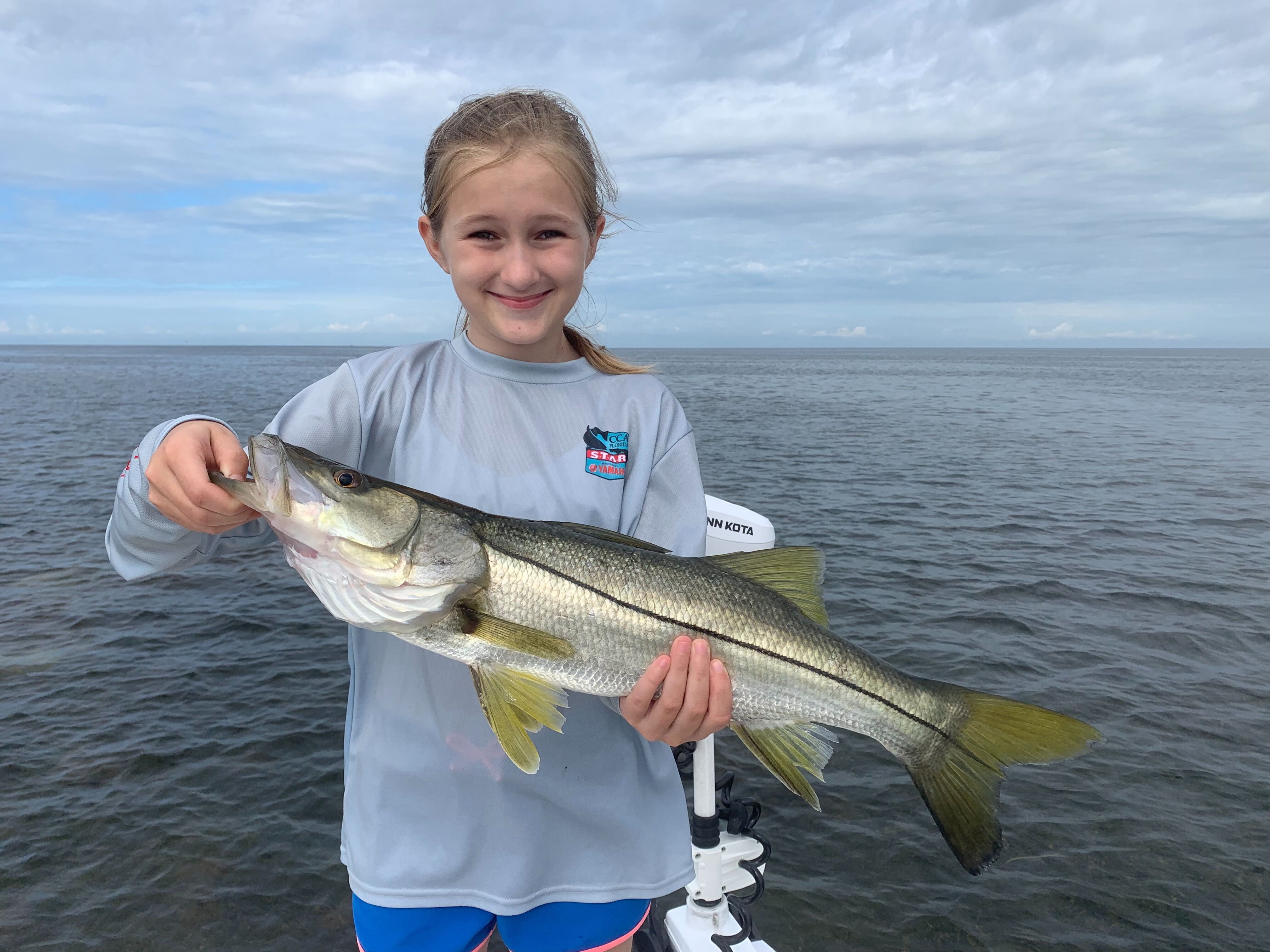 First Snook
