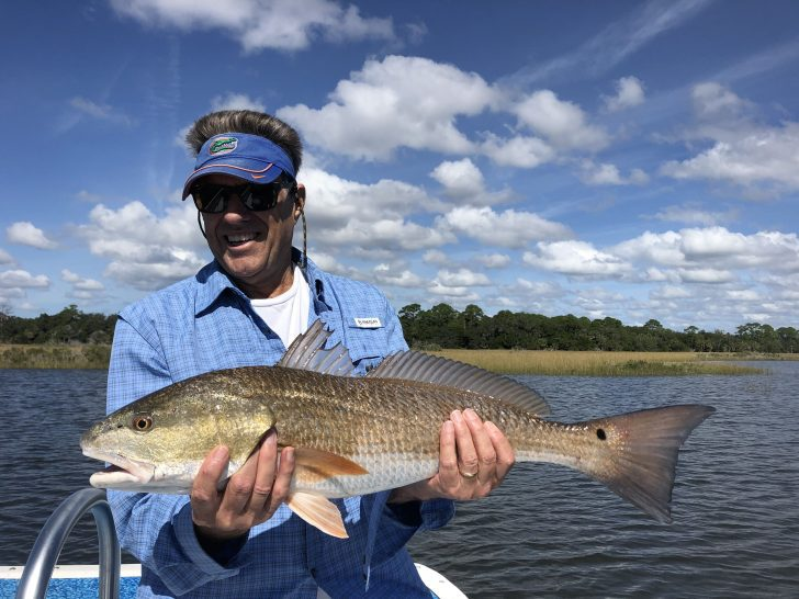 cedar key fishing report