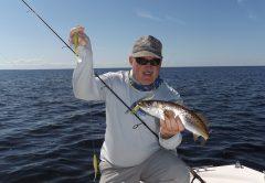 April Fishing Report Keaton Beach